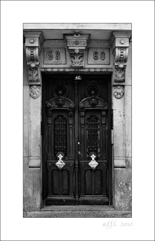 Historia de una puerta