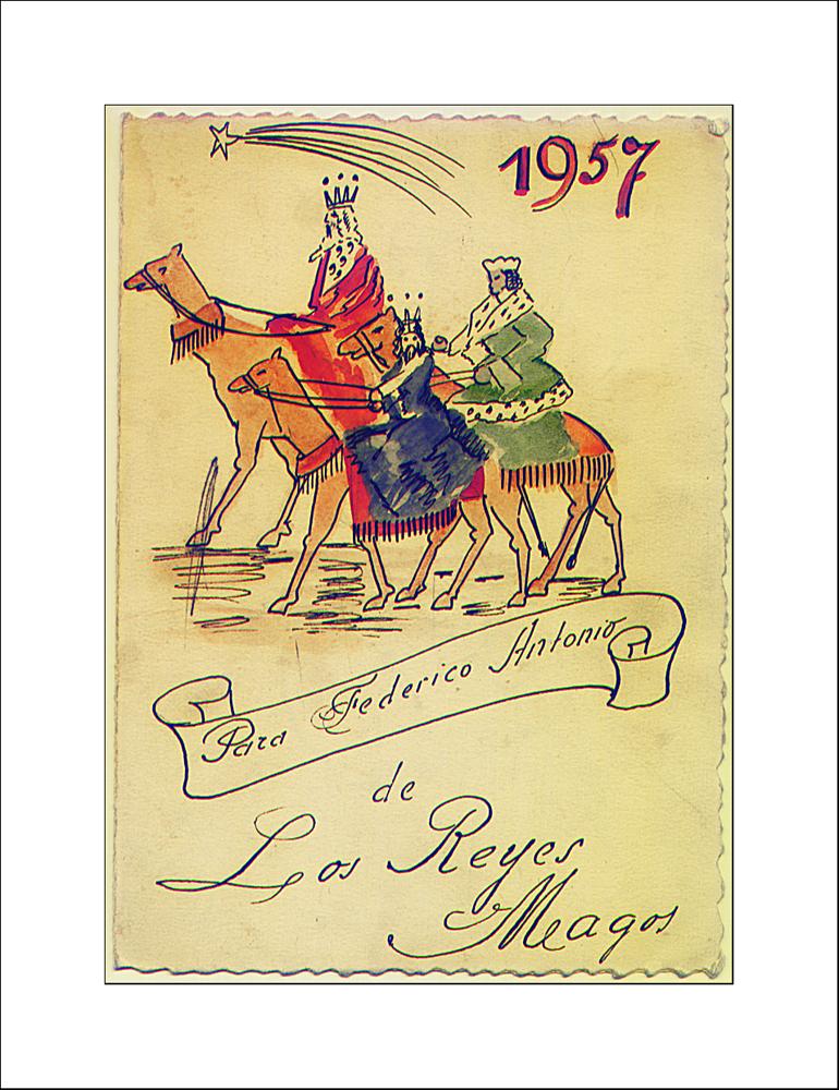 Bienvenidos al nuevo foro de apoyo a Noe #208 / 30.12.14 ~ 04.01.15 - Página 37 Tarjeta-reyes-1957